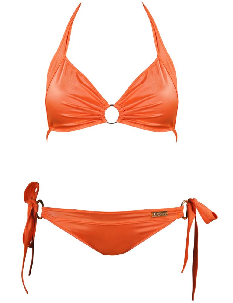 f77a04dc41d64 Neon Orange Bikini