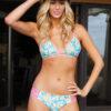 Pineapple bikini stand