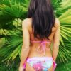 tropical bikini