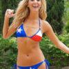 texas bikini flag bikini