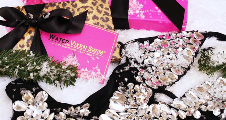 Luxury swimwear